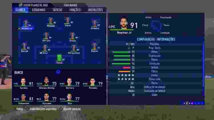 FIFA 21 - Reprodução/START - Reprodução/START