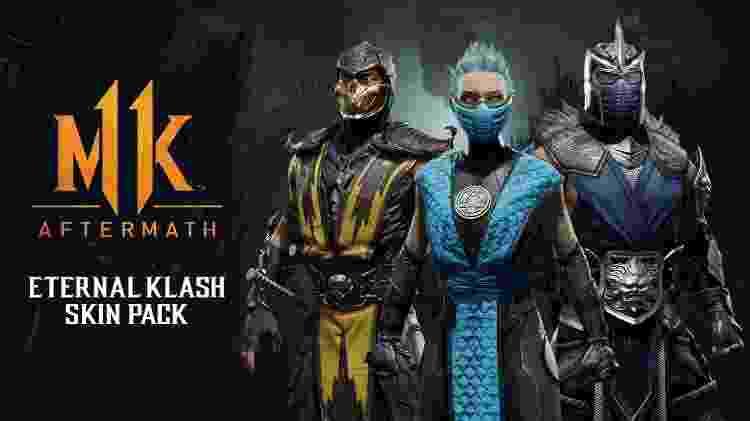 MK Pack 2 - Divulgação - Divulgação