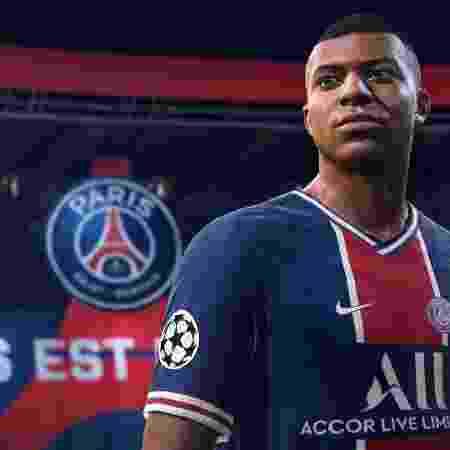 FIFA 21 - Divulgação/EA