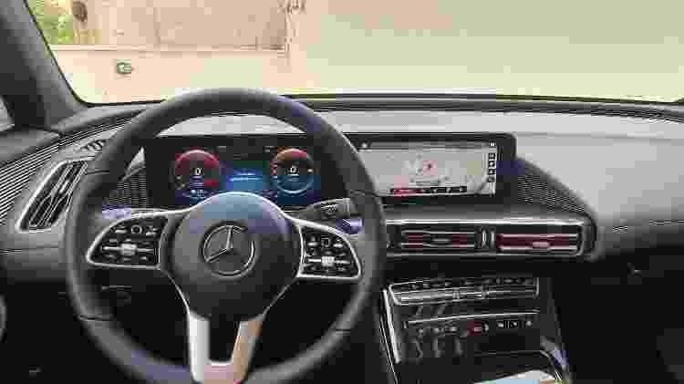 Mercedes-Benz EQC 400 - Rafaela Borges/UOL - Rafaela Borges/UOL