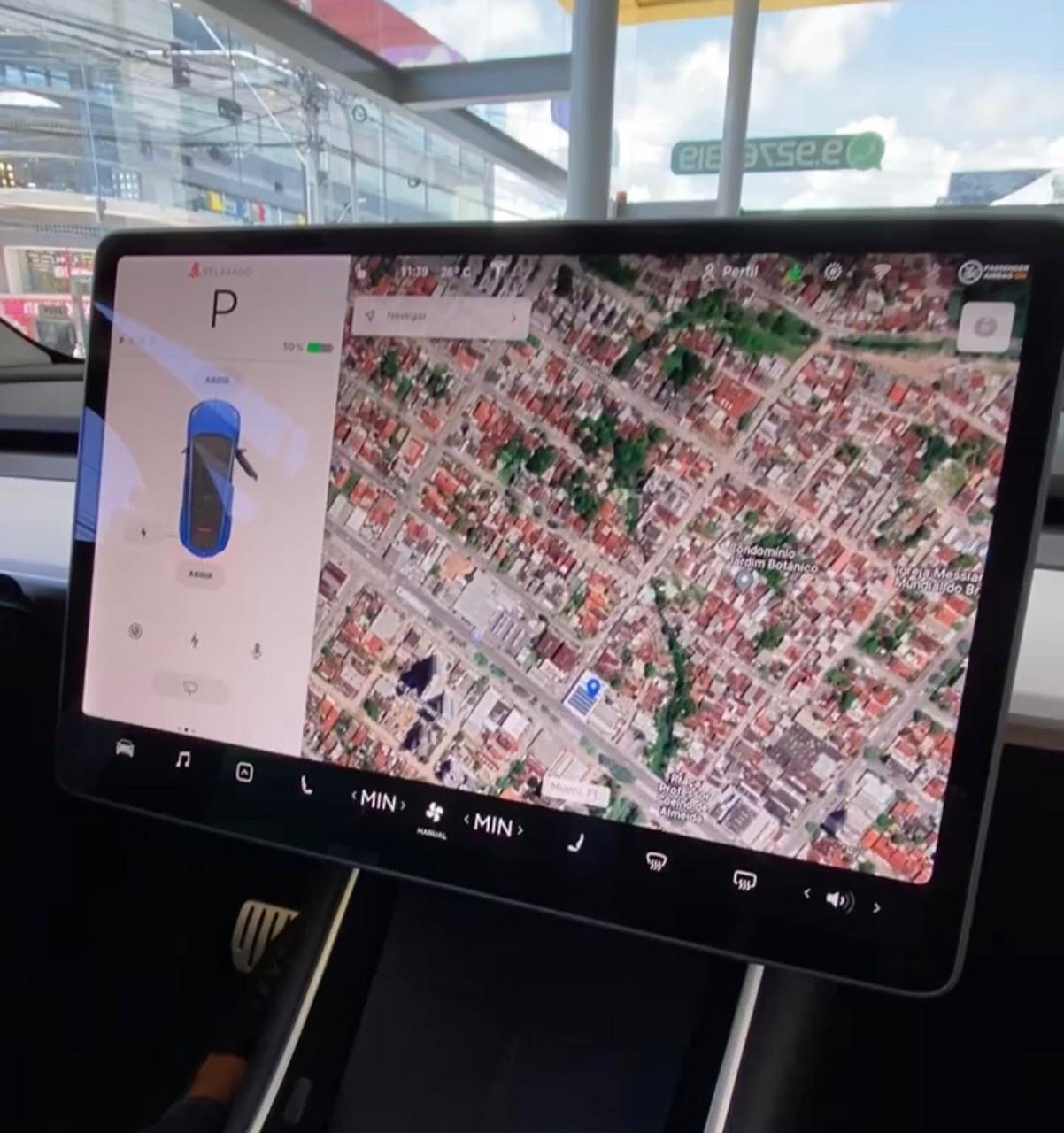 Tesla Model Y - Jorge Moraes/UOL