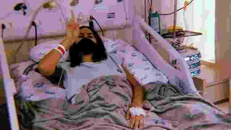 Ana Karolina Carvalho superou vício em morfina - Arquivo pessoal - Arquivo pessoal