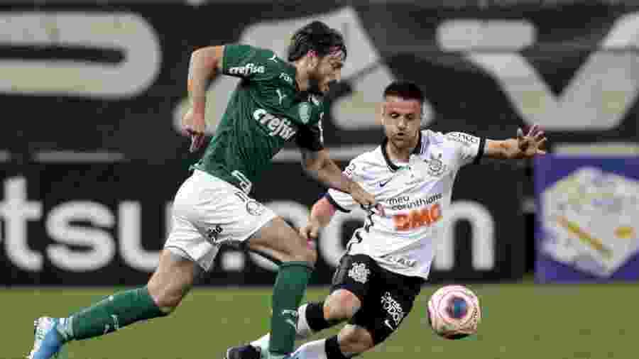 Viña se machucou no último Dérbi e volta ao time titular - Rodrigo Coca/Agência Corinthians