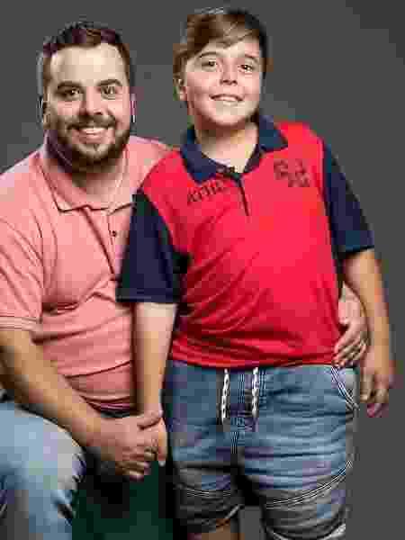 Pietro Nave Inglese, 14, tem raquitismo hipofosfatêmico ligado ao cromossomo X - Arquivo pessoal - Arquivo pessoal