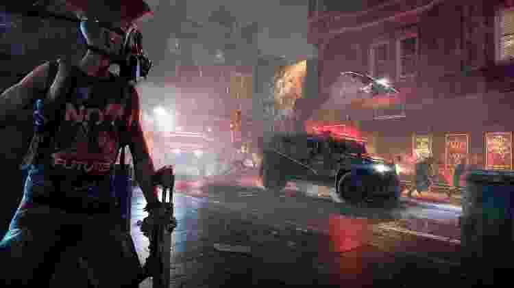 Legion rua - Divulgação/Ubisoft - Divulgação/Ubisoft
