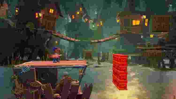 Crash Bandicoot 4: It's About Time - Reprodução/START - Reprodução/START