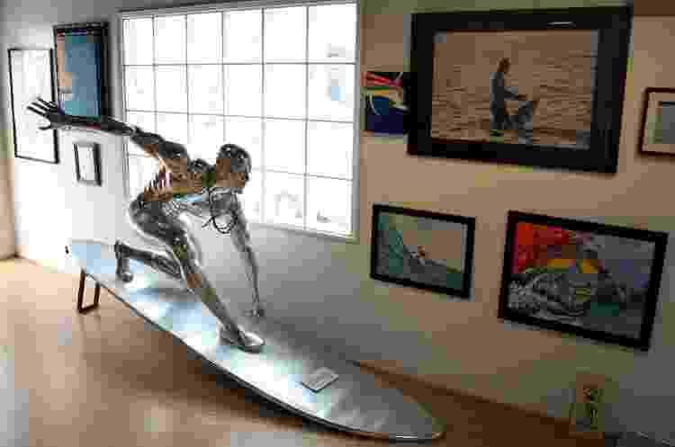 International Surfing Museum, em Huntington Beach  - Eduardo Vessoni - Eduardo Vessoni