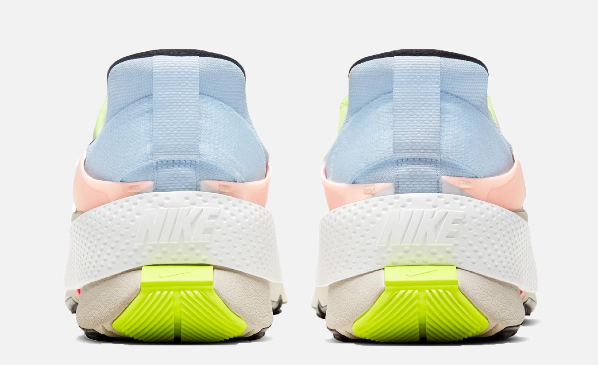 Nike GO FlyEase - Divulgación
