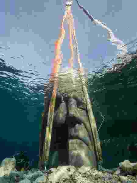 Underwater Museum of Cannes - Divulgação - Divulgação
