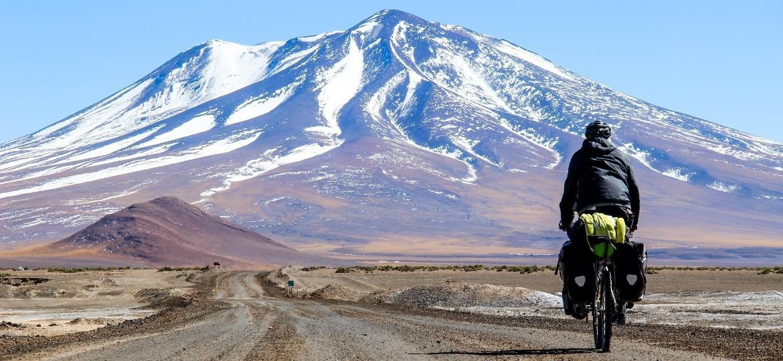 Maravilhosas paisagens no norte do Chile - Arquivo pessoal