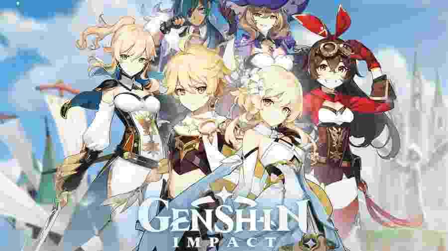 Genshin Impact - Divulgação