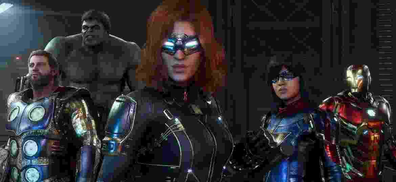 """Marvel""""s Avengers tem seus bons momentos, mas também erra o alvo, assim como alguns filmes da Marvel - Divulgação/Square Enix"""