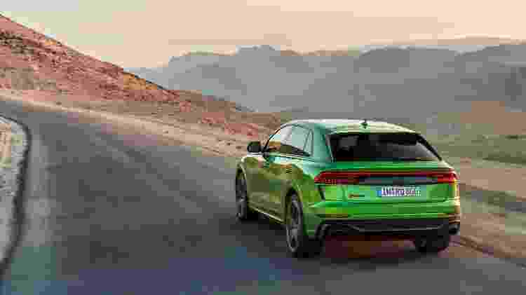 Audi RS Q8 - Divulgação/Audi - Divulgação/Audi