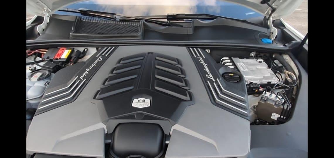 Lamborghini Urus - Jorge Moraes