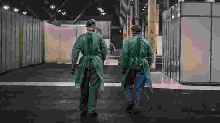 Médico Luiz Angelo Peixoto fotografa linha de frente da pandemia - Luiz Angelo Peixoto - Luiz Angelo Peixoto
