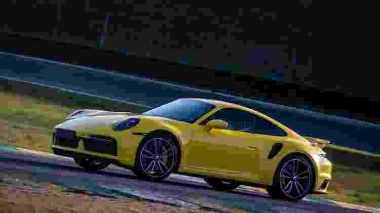 Porsche 911 Turbo S - Divulgação/Porsche - Divulgação/Porsche