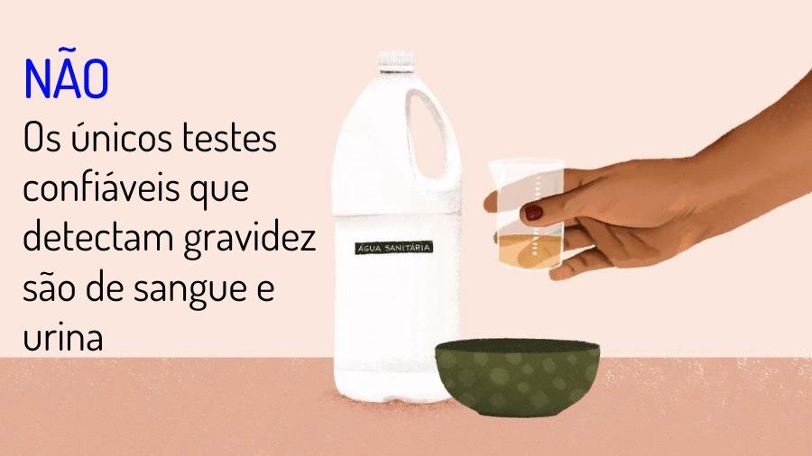 Check-Up 29/07/2020 - teste gravidez com água sanitária - gif