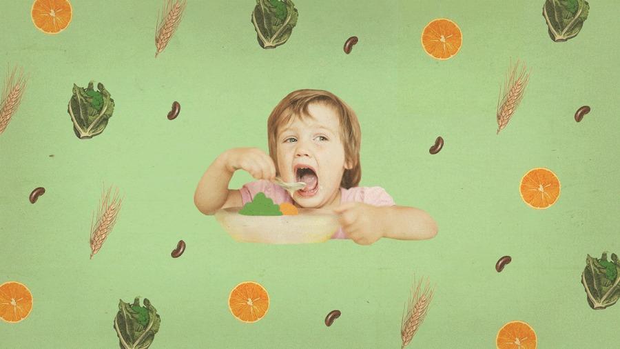O Poder dos Alimentos Crianças
