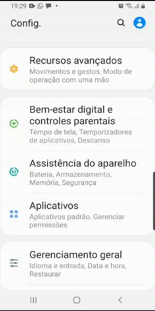 correio voz android gif1