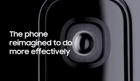 Abertura variável do novo Galaxy S9