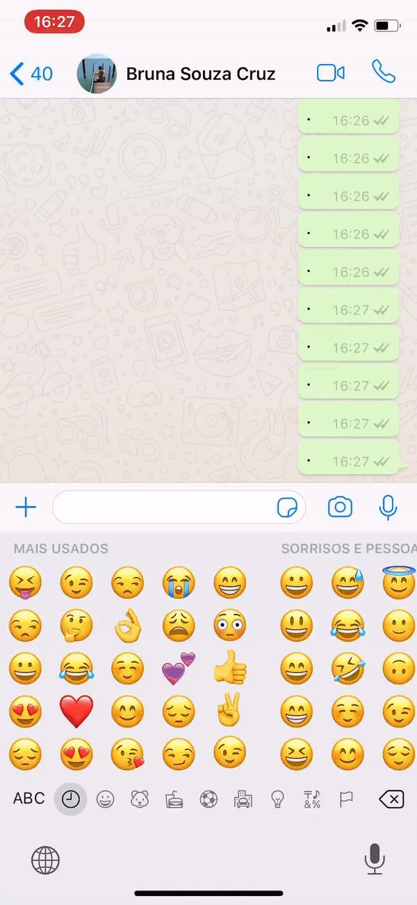 Memoji - whatsapp