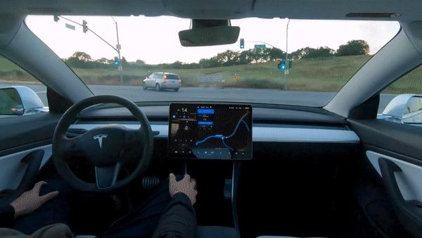 Carro autônomo 1