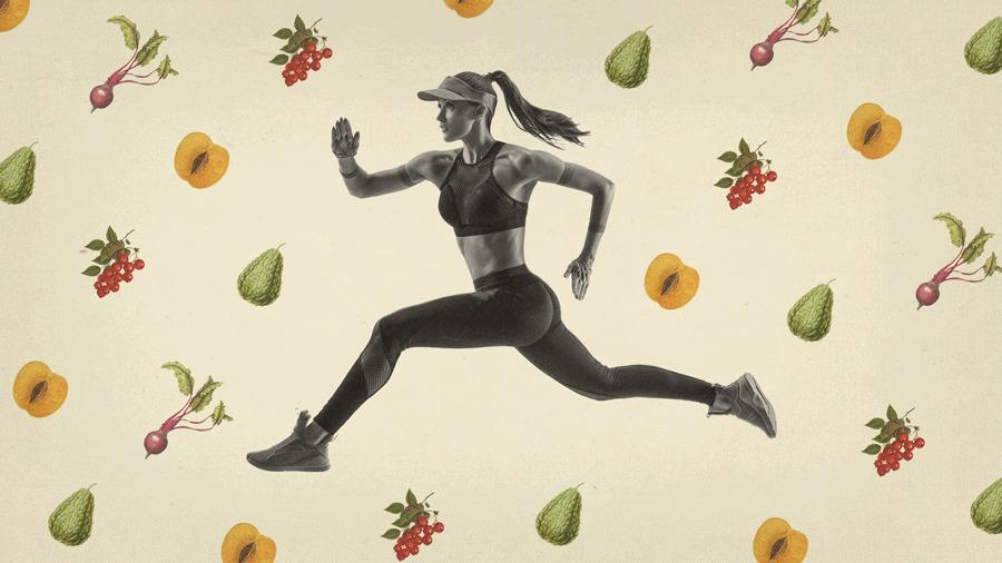 O Poder dos Alimentos corrida