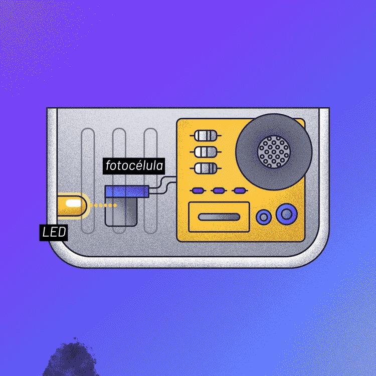 Tecnologia por trás do detector de fumaça