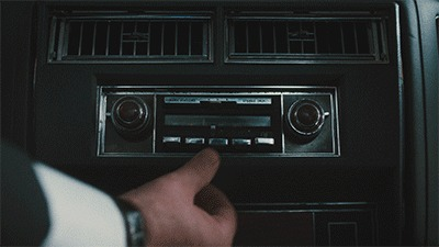 rádio carro