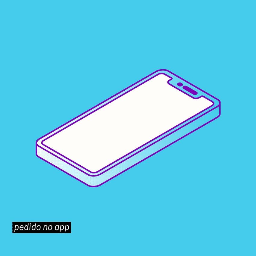 Apps de entrega