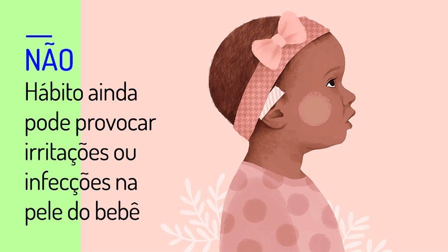 Check-up VivaBem orelha de abano bebê