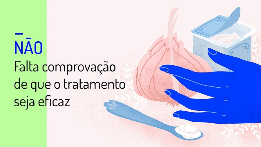 Check-up VivaBem - Candidíase e alho