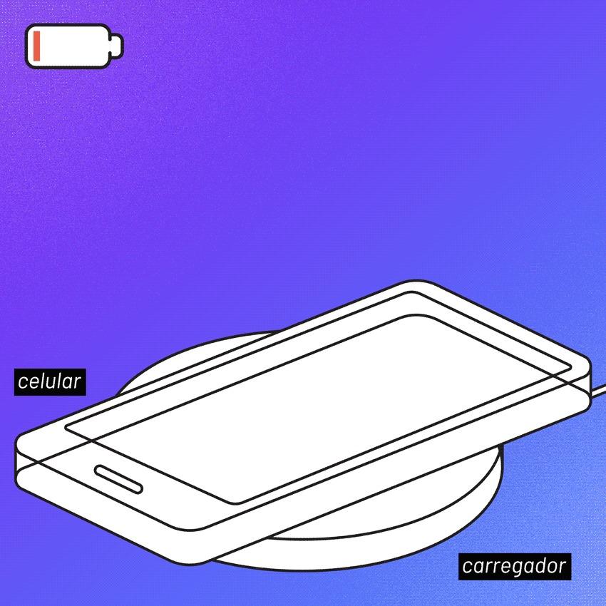 carregador sem fio