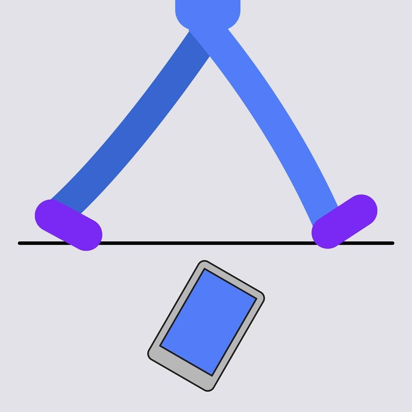 Tec por trás do contador de passos no celular