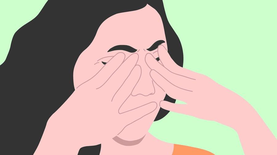 Pergunte ao VivaBem olhos lacrimejam quando estamos com sono