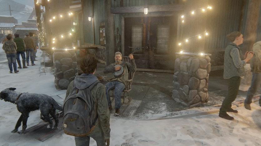 Santaolalla versão virtual The Last of Us 2