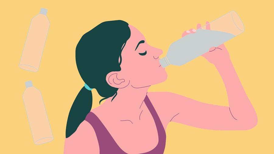 Pergunte ao VivaBem beber muita água