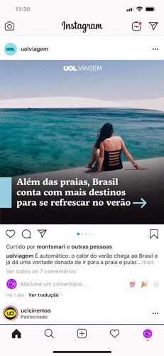 notificação instagram gif1