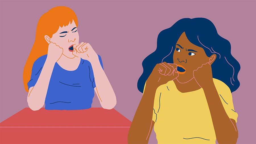 Pergunte por que bocejamos