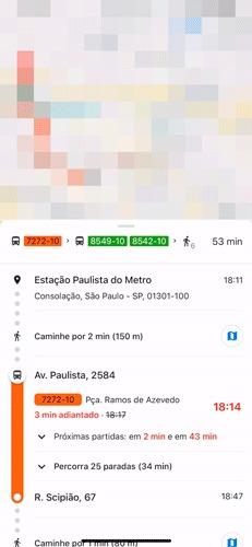 trajeto tempo real google maps gif2