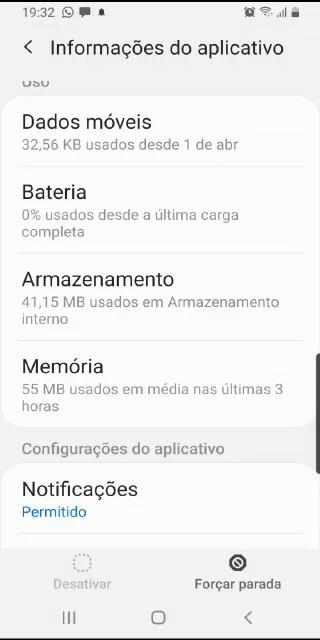 correio voz android gif5