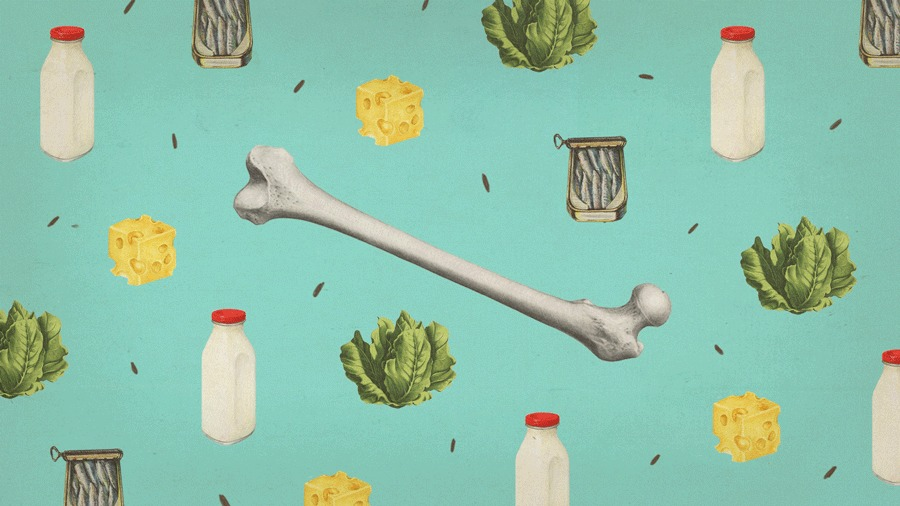 Poder dos Alimentos - Osteoporose
