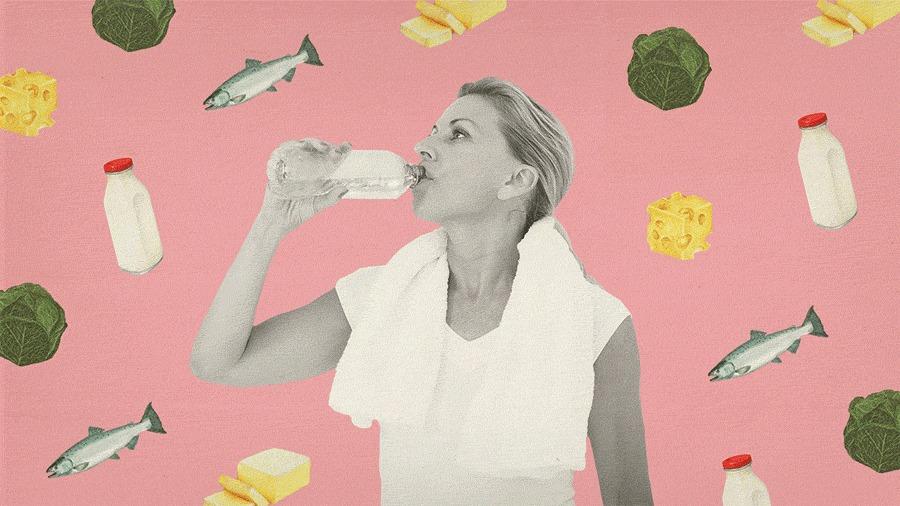 O Poder dos Alimentos - menopausa