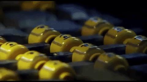 Lego fabricação - decoração