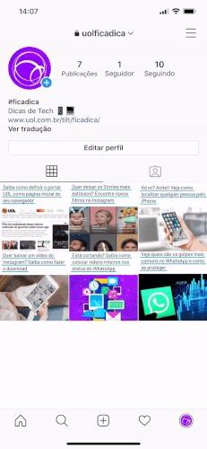 como desarquivar posts instagram 3
