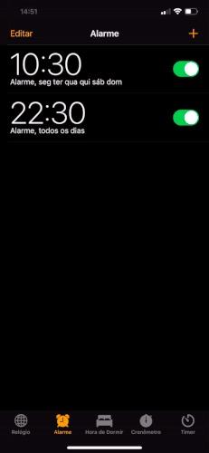 alarme iPhone gif 6