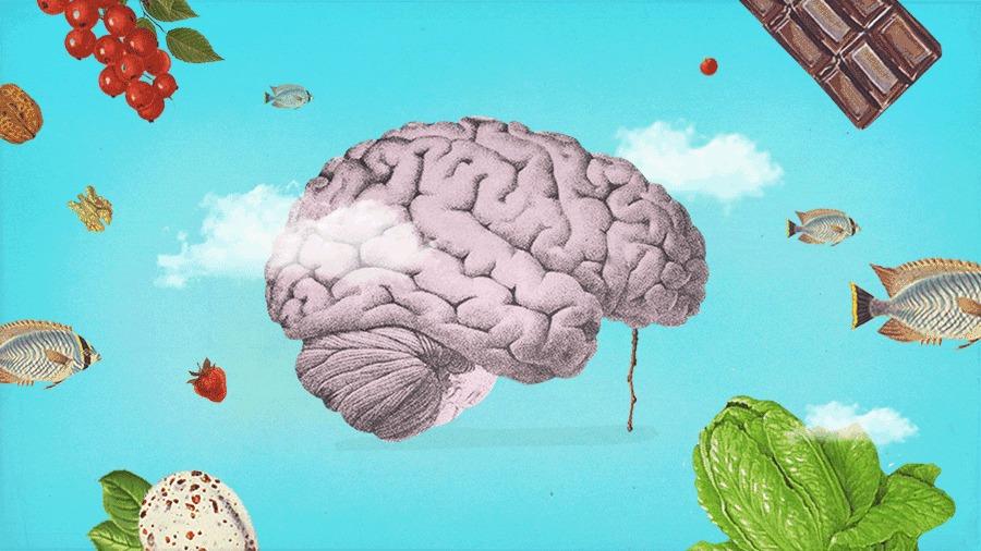 O Poder dos Alimentos - Como turbinar seu cérebro