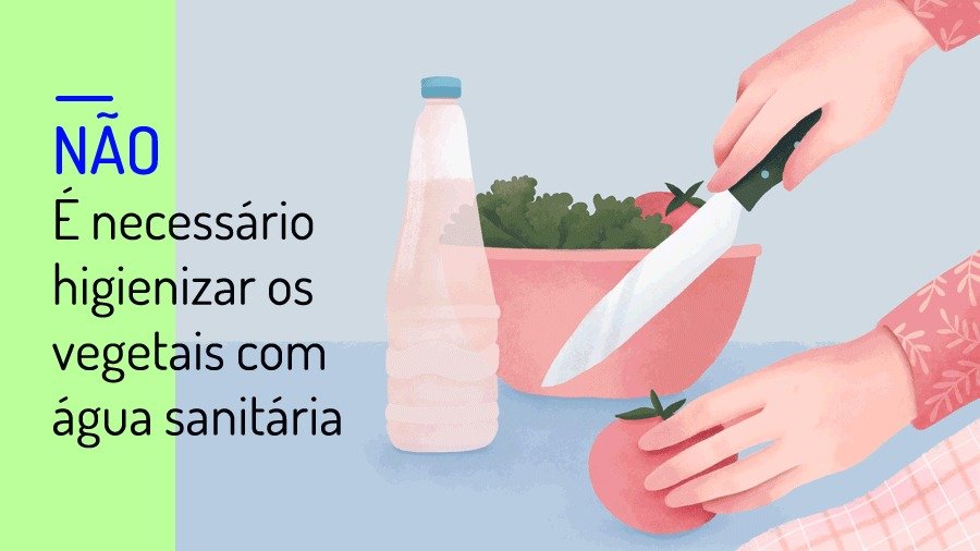 Check-up VivaBem - vinagre na salada