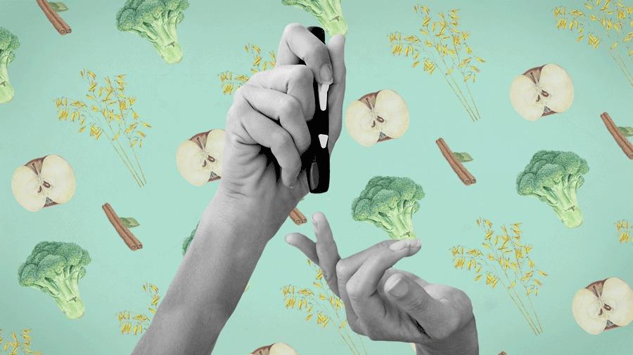 Poder dos Alimentos - Diabetes