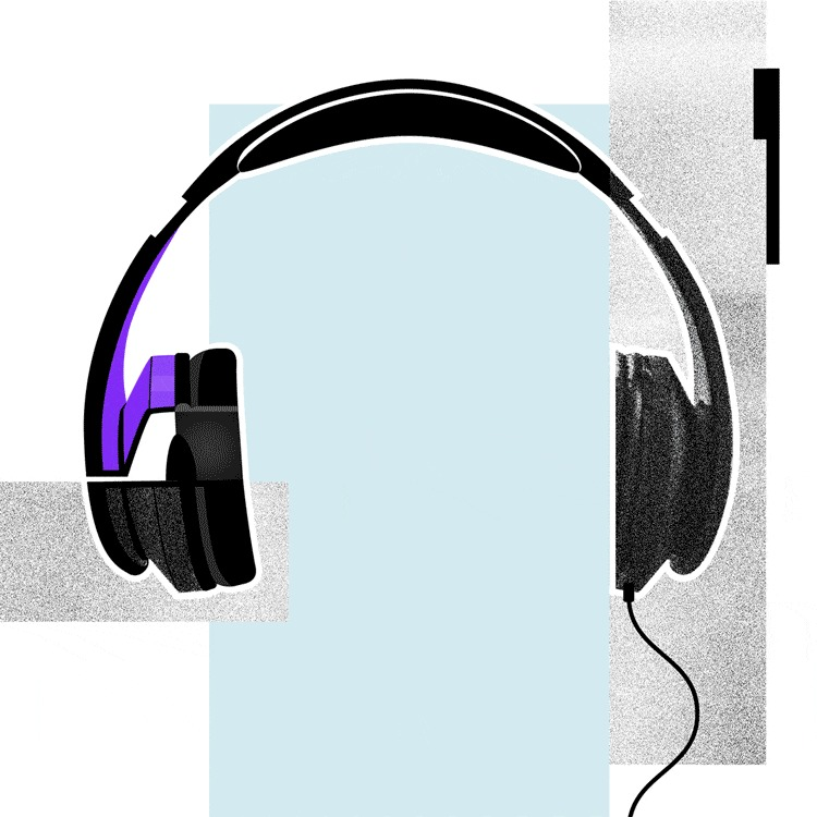 Fones de ouvido sem ruídos